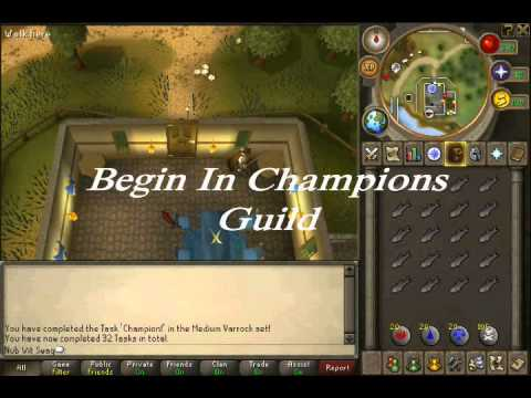 RuneScape - Dragon Slayer Quest 2011 - 2012! (Part 1/2), A quest guide on the hardest quest for non members.