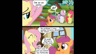 (MLP) Sorry I Couldn't Be There For You By Matty4z (Comic