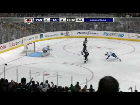 GREAT SAVE LUONGO - Turning Point  of Game 4