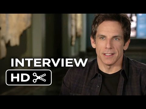 Night at the Museum: Secret of the Tomb Interview - Ben Stiller (2014) - Adventure Movie HD