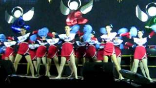 CHEER AND DANCE INSTITUTO MEXICO SECUNDARIA 2010
