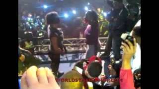 2 Girls Go Head To Head Slapping The Ish Out Each Other