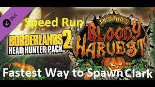 Borderlands 2 TK Baha Bloody Harvest Quickest Way To Spawn