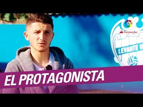 El Protagonista: Enis Bardhi, jugador del Levante UD