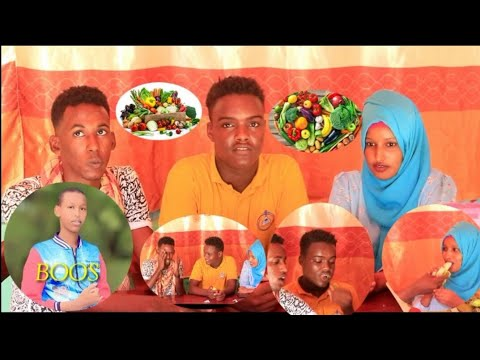 NEW SOMALI CHALLENGE…(FOOD)BY FUNNY