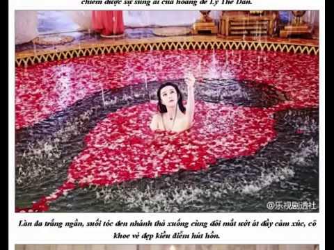 Phạm Băng Băng tắm tiên cảnh nóng trong phim