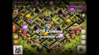 Clash Of Clans [Tutorial] Town Hall 9 Design Guide