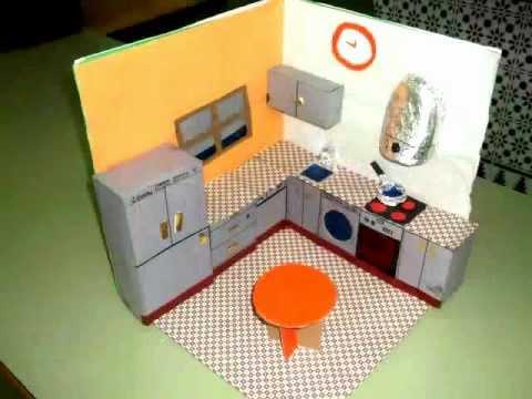 Proyectos de maquetas de cocina youtube for Programas para hacer cocinas en 3d