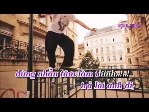 [Karaoke HD] CON NHÀ NGHÈO - LEG