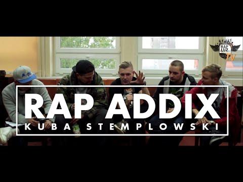 RapLuz TV S03 - Kuba x Rap Addix (LaikIke1, Jeżozwierz, Junes, Kidd)