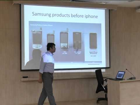 Apple vs samsung case