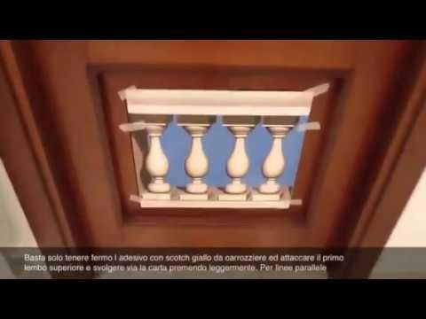 Adesivi per porte interne