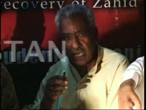 Mama Qadir Baloch warns to Pakistan Army and ISI on  atrocities in Balochistan