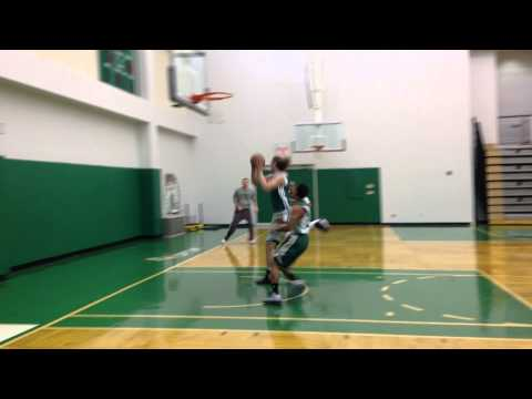 Rajon Rondo Scrimmages at Celtics Practice