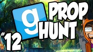 GMod:Prop Hunt |Ep.12| Micheal Mouse Warrior!