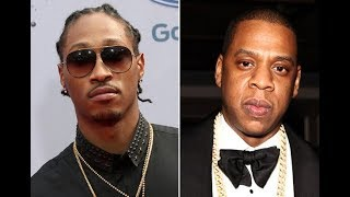 """Jay Z Acknowledges Future Diss On Album, """"I Dont Have A Reason To Embarrass Future, It Was Just A..."""