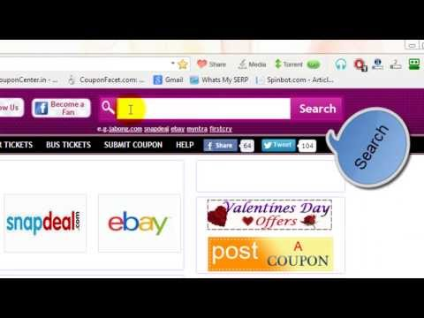 snapdeal Coupons at CouponCenter.in