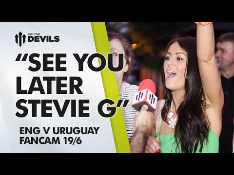 """""""See You Later Stevie G"""" 