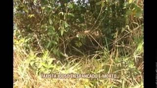Taxista de 92 anos � espancado e morto por assassino confesso no Sul de Minas