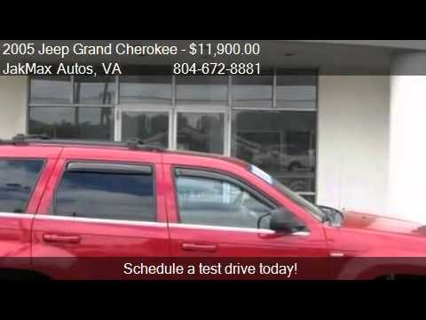 2005 Jeep Grand Cherokee Limited 4X4 - for sale in RICHMOND,