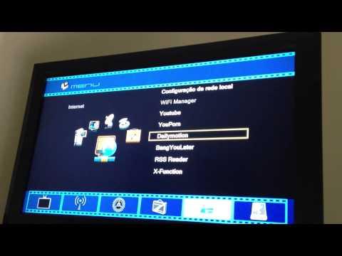 Configurando CS Liso Azamerica S912 HD Sky Full Claro HD Vivo Oitv HD Combate Filmes BBB ao vivo