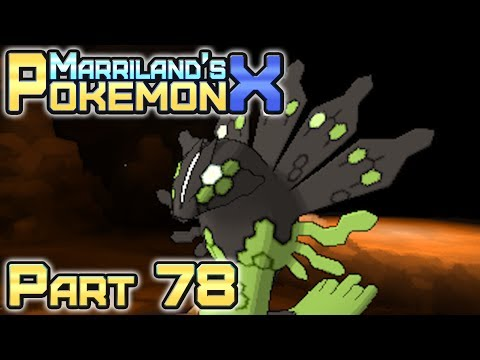 Pokémon X, Part 78: Legendary Pokémon Zygarde!