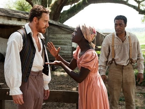 My review of the movie 12 YEARS A SLAVE