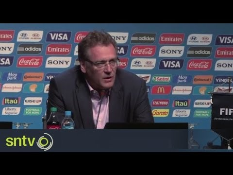 Curitiba will remain a World Cup venue - Valcke [AMBIENT]