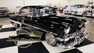 Albert Gutierrez & His 1954 Chevrolet Bel Air - Lowrider Roll Models Ep. 9. MotorTrend.