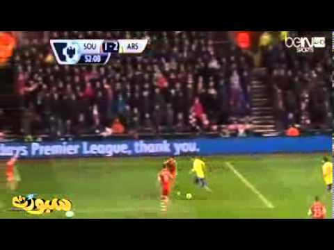 Southampton 2 2 Arsenal│Southampton vs Arsenal 2 2 Goals and HighLights 28 01 001
