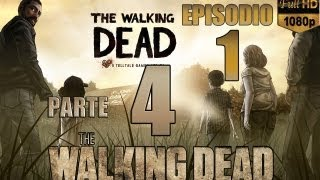 The Walking Dead El Juego Temporada 1 Episode 1 Parte 4