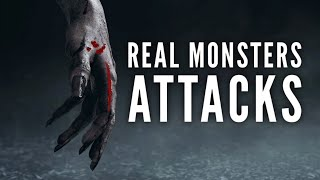5 Monster Attacks That Happened in Real Life.