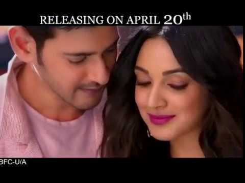 Mahesh Babu & Kiara Advani Interview