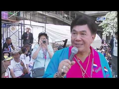 Quizzing the opposition in Thailand's protests