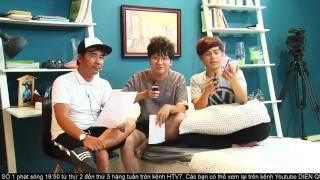 Gia Đình Là Số 1 Sitcom | LIVESTREAM | Gin Tuấn Kiệt, Phát La, đạo diễn Trung Lùn giao lưu khán giả