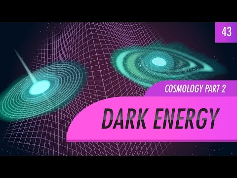 Dark Energy, Cosmology part 2: Crash Course Astronomy #43