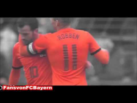 Arjen Robben | • Skills & Goals  • | HD