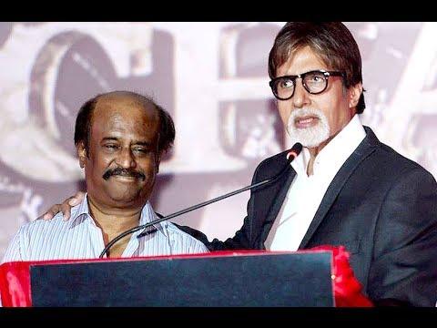 Amitabh Bachchan praises Rajinikanth | Kochadaiiyaan Curtain Raiser