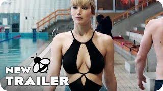 Red Sparrow Trailer (2018) Jennifer Lawrence Movie