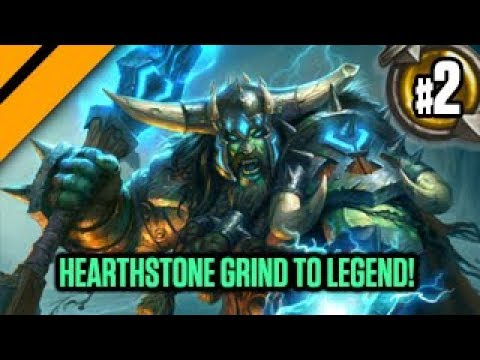 Hearthstone Grind to Legend! P2