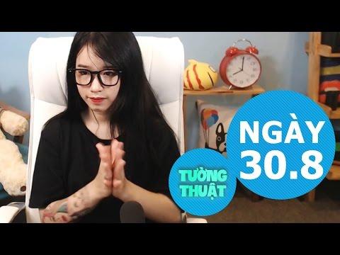 Tippy's streaming - Tường Thuật ngày 30/08/2016