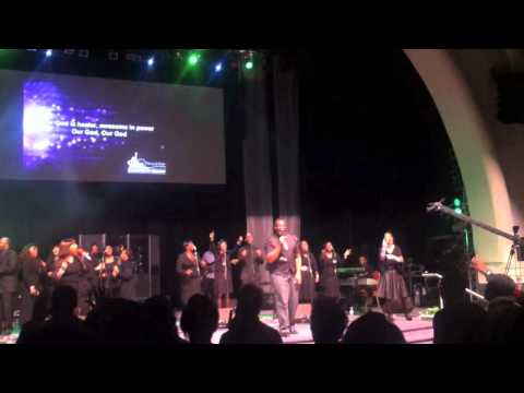 Ruach Ministries Live at Kingdom Worship Movement Conference - Jan 2012 - Part 2