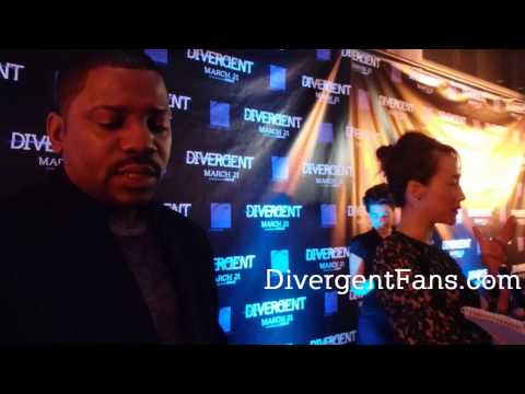 Mekhi Phifer and Maggie Q Divergent Interview