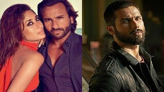 Saif Ali Khan Speaks Up On His Issues With Shahid Kapoor