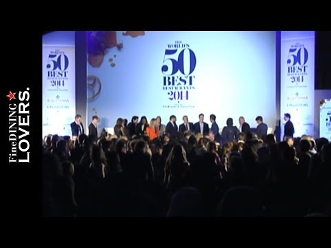 THE WORLD'S 50 BEST RESTAURANTS 2014 | Fine Dining Lovers by S.Pellegrino & Acqua Panna