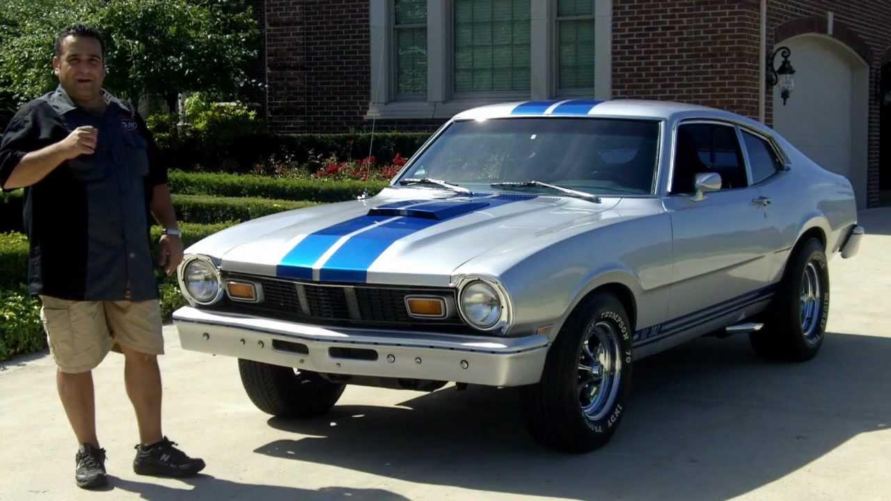 1977 ford maverick classic car for sale in mi vanguard motor sales
