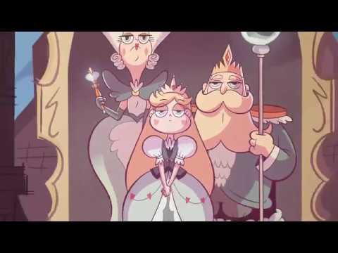 Tập 1/Công chúa Star và Cuộc chiến quái vật.