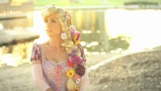 Healing Incantation, Traci Hines As Rapunzel