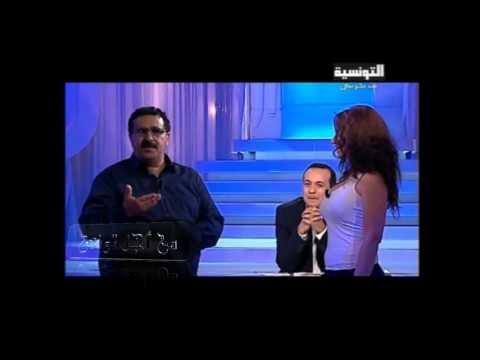 image vidéo تحرش جنسي مباشر على قناة التونسية