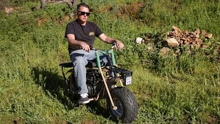 Dave's Mini Bike - Dirt Every Day Extra Free Episode. MotorTrend.